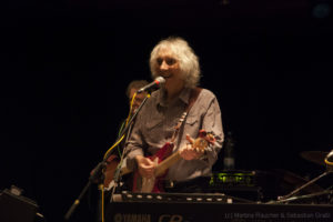 Albert Lee beim John