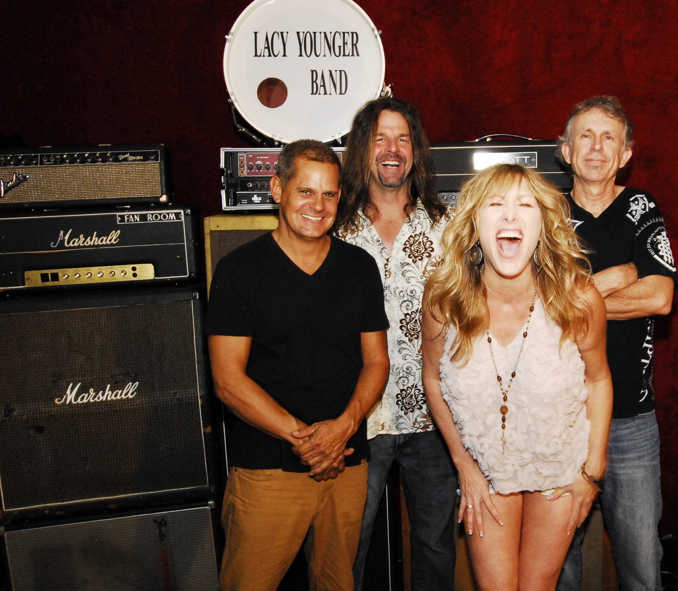Lacy Younger & Band