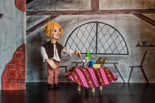 Linnemann Marionettenspiel