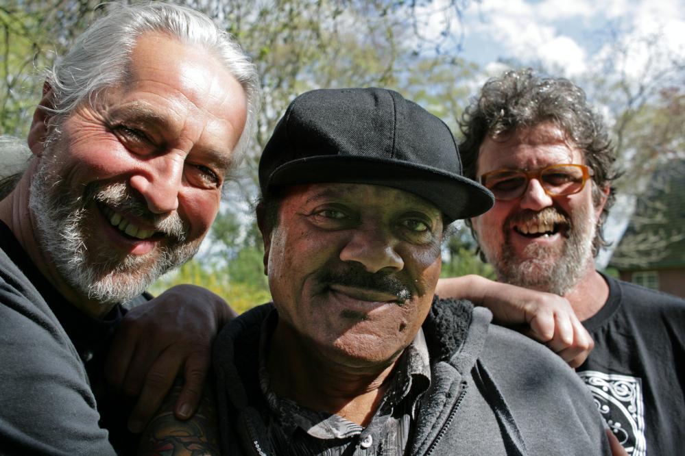 Boo Boo Davis Trio