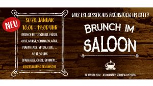 Brunch im Saloon