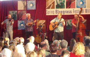 Grass Root Ties - Bluegrassfestival 2018