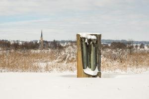 Skulpturenweg Im Winter