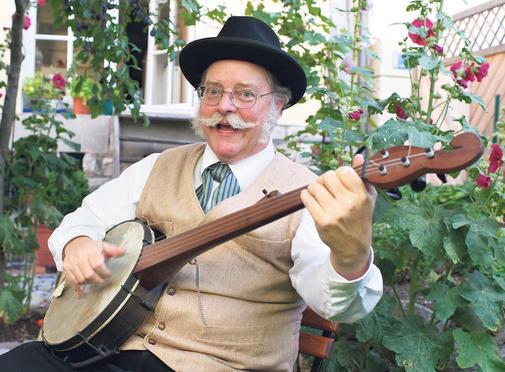 Clarke Buehling Banjoist