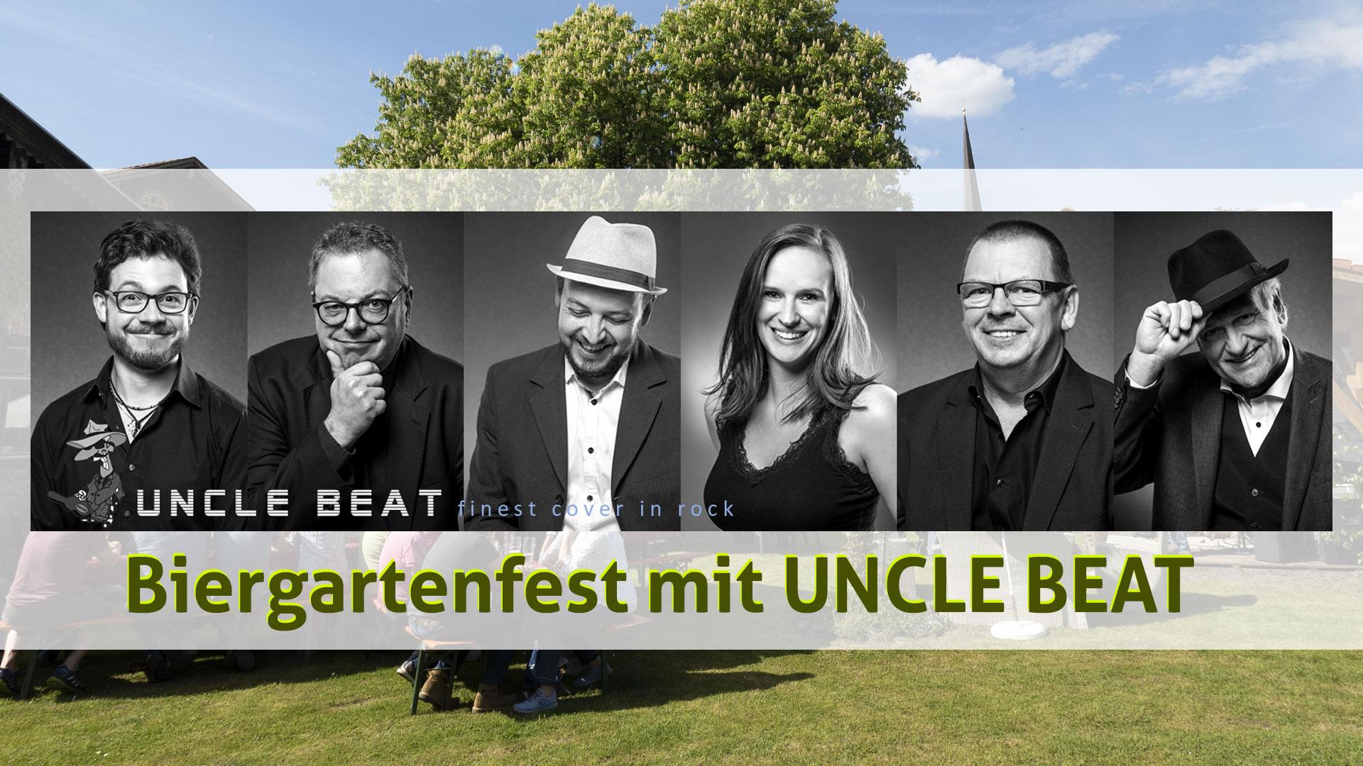 Biergartenfest mit Uncle Beat