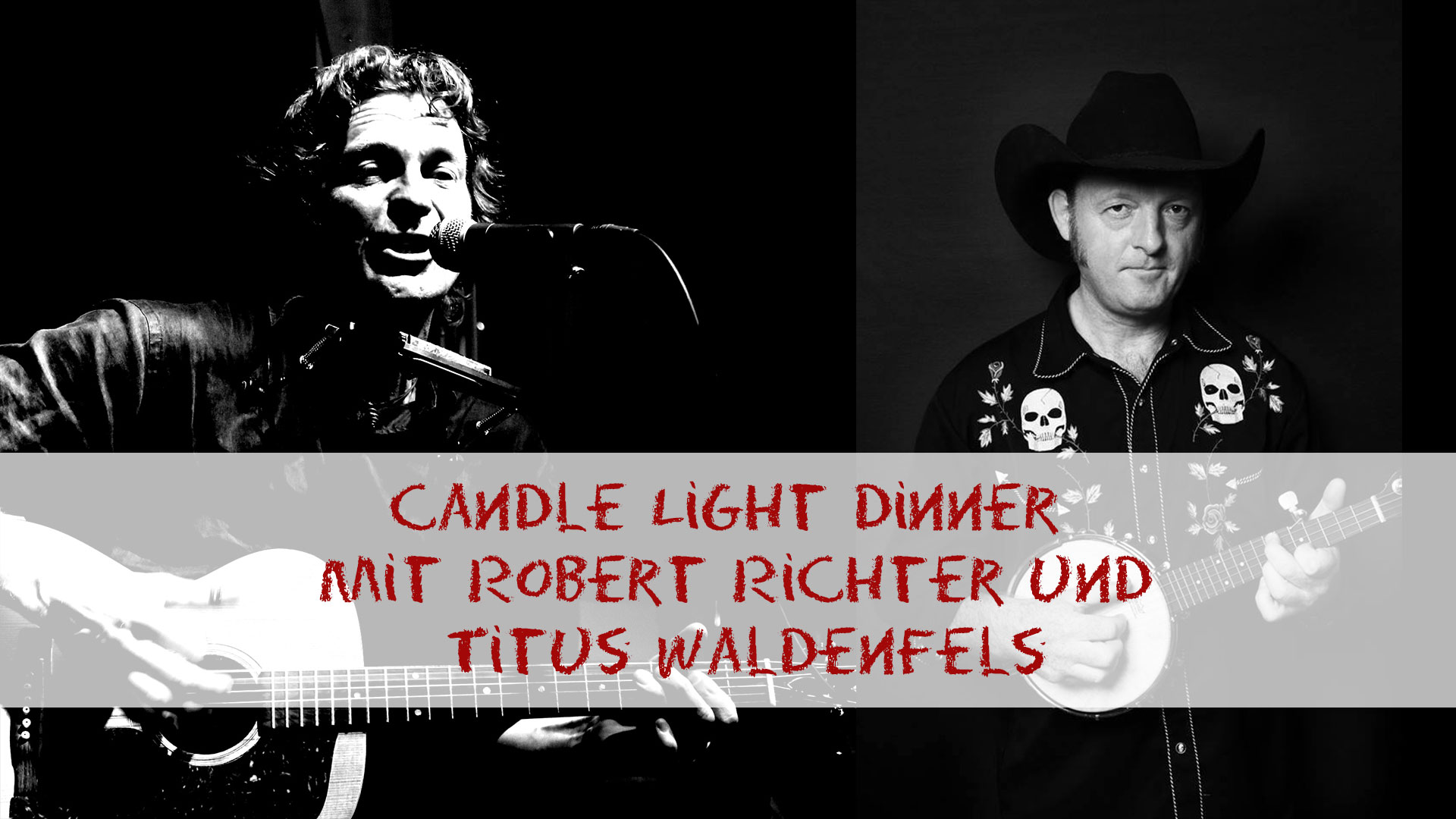Richter & Waldenfels - Candle Light Dinner
