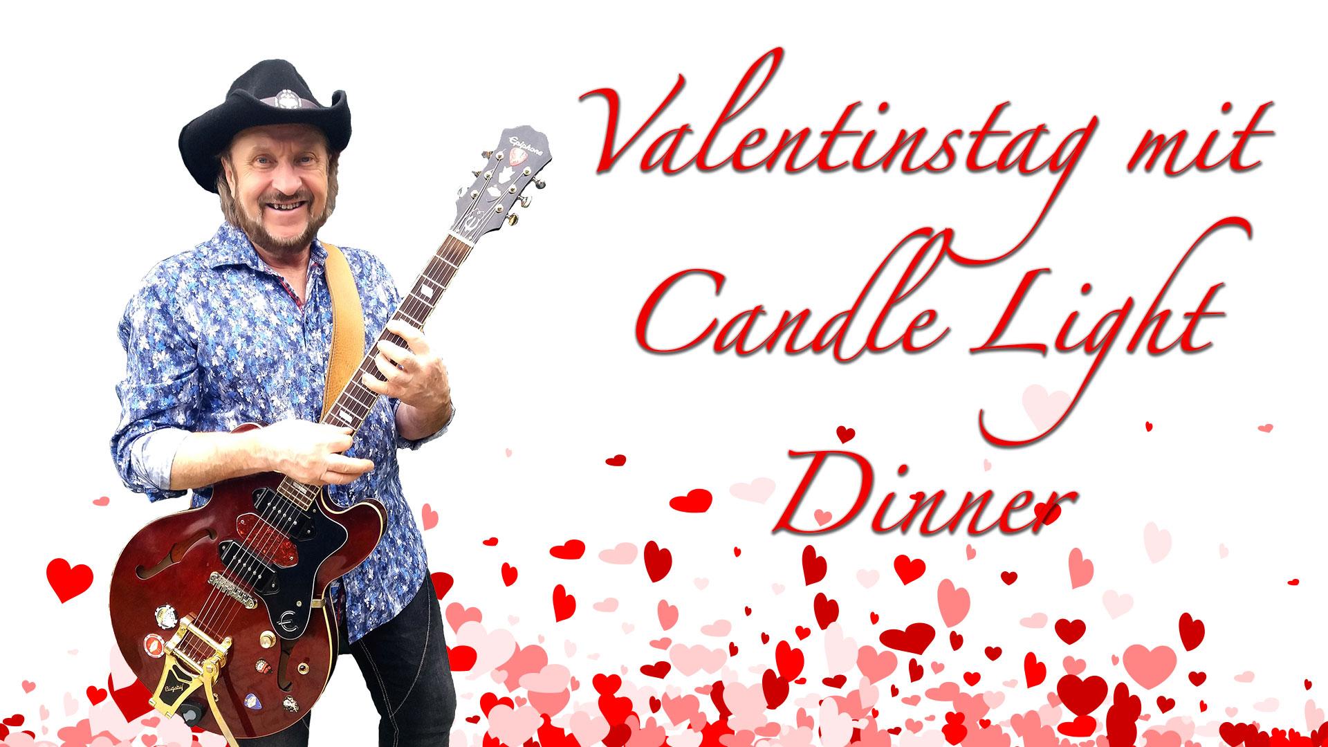 Candle Light Dinner mit Hanse Schoierer