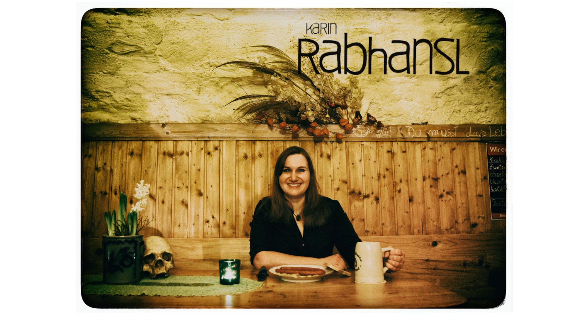 ABGESAGT: Karin Rabhansl - Wirtshaustour 2020