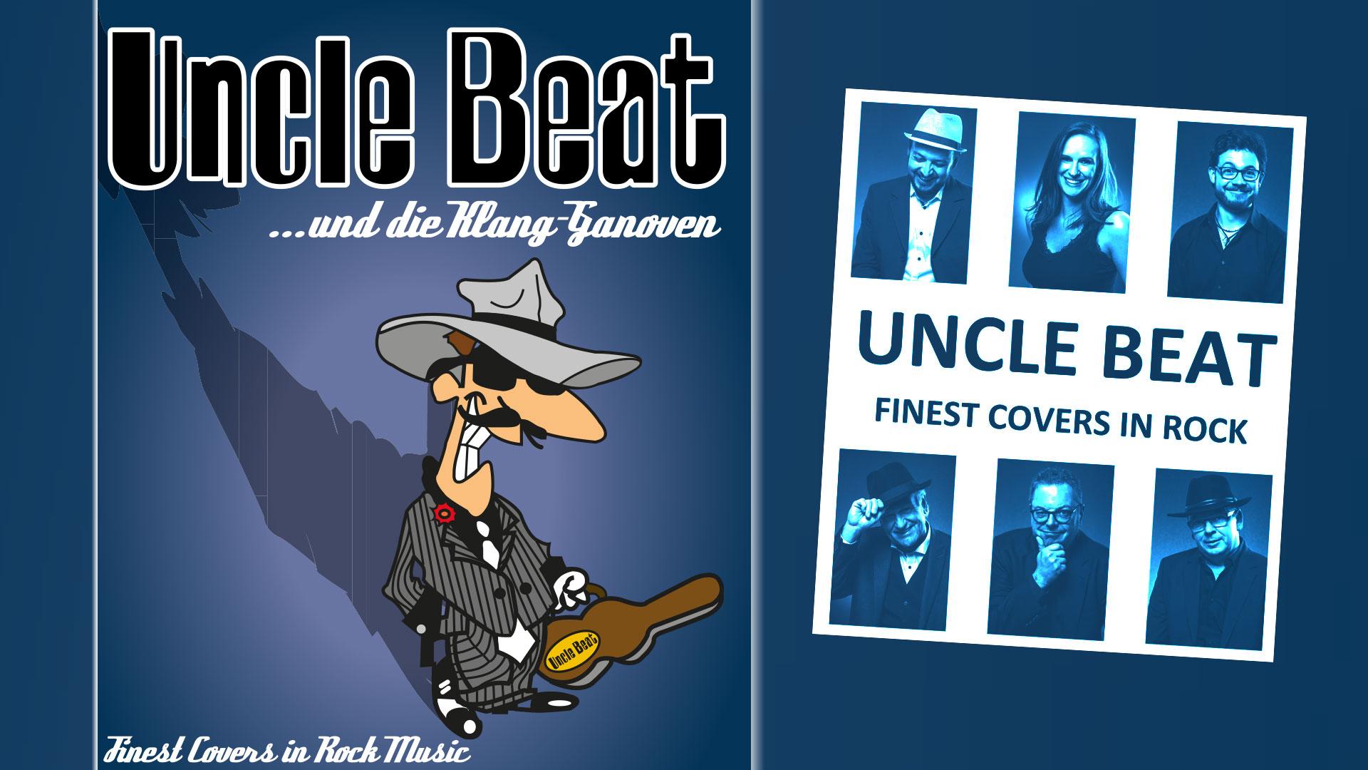 ABGESAGT: Uncle Beat ... und die Klang-Ganoven