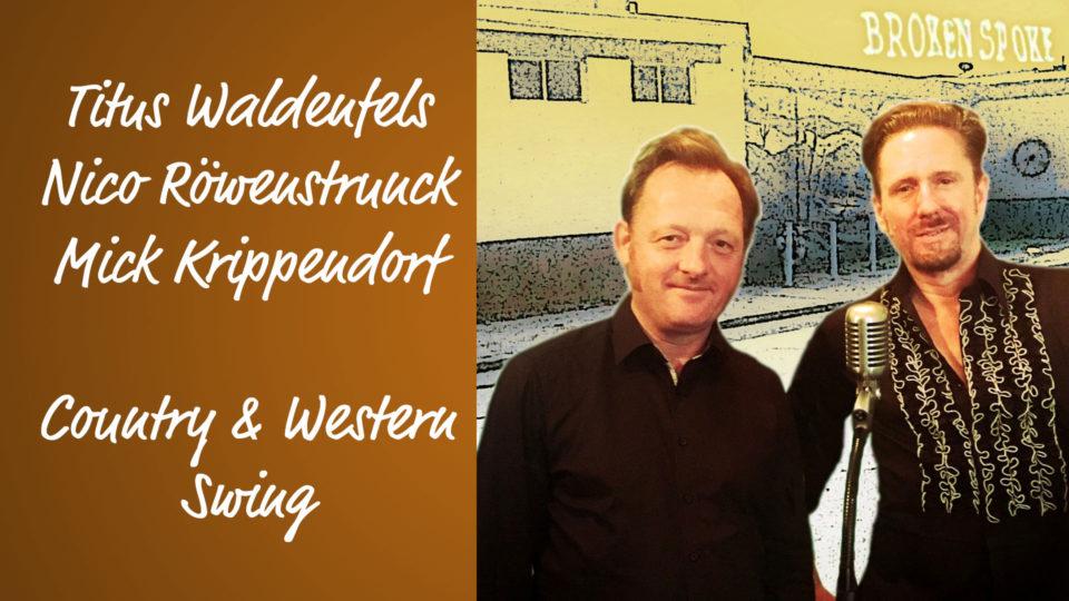 Titus Waldenfels Nico Röwenstrunck Mick Krippendorf